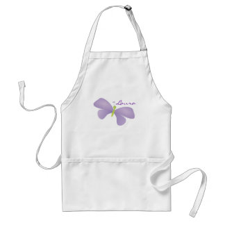 Lovely Laura Butterfly Standard Apron