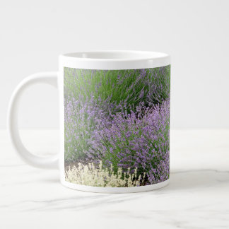 Lovely Lavender Large Coffee Mug