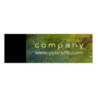 Lovely Leaflight Business Card