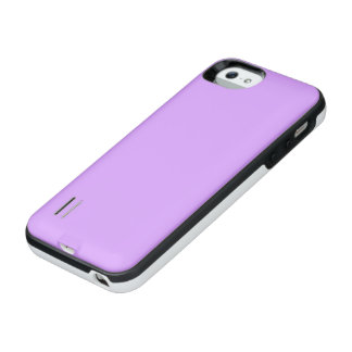 Lovely Lilac Solid Color iPhone 6 Plus Case