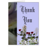 Lovely Lily Wedding Greeting Card