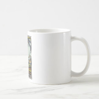 Lovely Lindeman Great Barrier Reef Basic White Mug