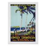 Lovely Lindeman Posters