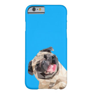 Lovely mops dog barely there iPhone 6 case