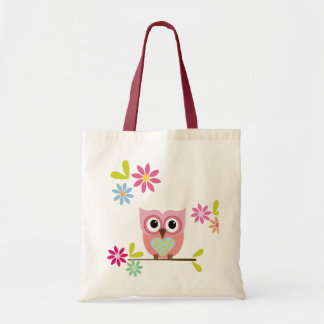 Lovely Owl - Tote Tote Bag