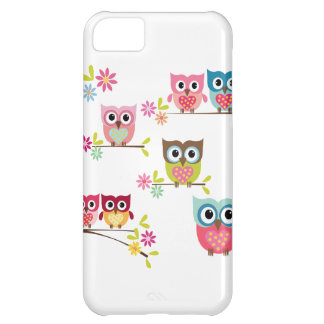 Lovely Owls iPhone 5 Case