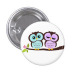 Lovely Owls Pins