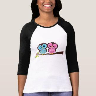 Lovely Owls Tee Shirt