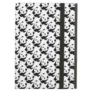 Lovely panda iPad air case