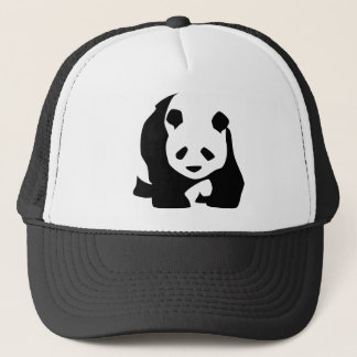 Lovely Panda Trucker Hat