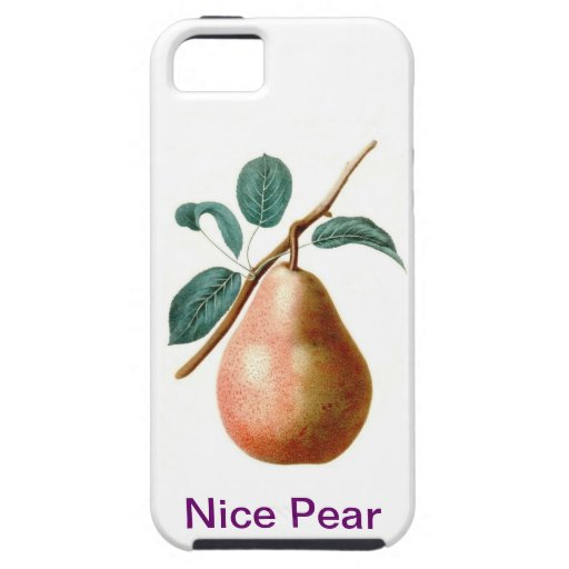 LOVELY PEAR iPhone 5 COVERS