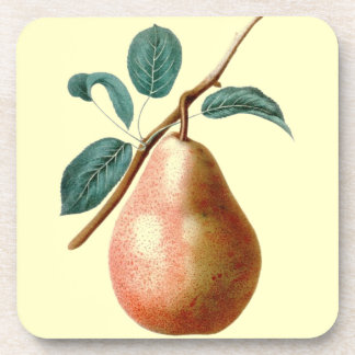 LOVELY PEAR COASTERS