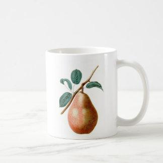 LOVELY PEAR COFFEE MUG
