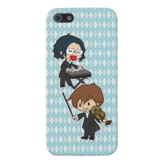 Lovely performer cover for iPhone 5/5S