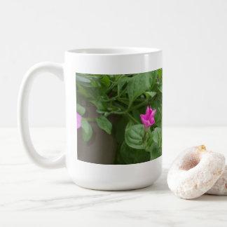 Lovely Petunias Coffee Mug