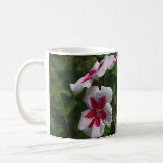 Lovely Petunias Coffee Mug