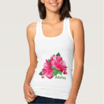 Lovely Pink Hibiscus Flowers T Shirts