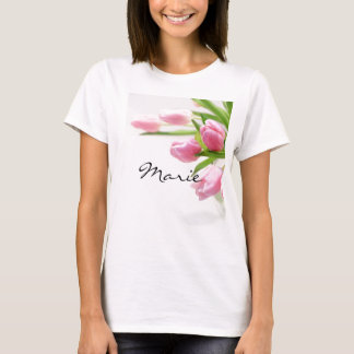 Lovely pink tulips T-Shirt