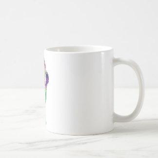 Lovely Purple Dutch Iris Coffee Mug