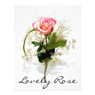 Lovely Rose Collection Full Color Flyer