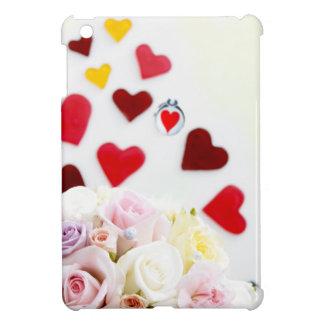 Lovely Rose Hard shell iPad Mini Case