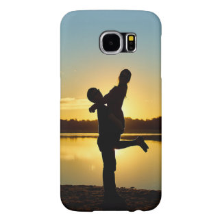 Lovely Samsung Galaxy S6 Barely There Phone Case