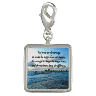 LOVELY SERENITY PRAYER OCEAN AND WAVES PHOTO