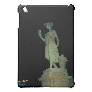 Lovely Statue Girl iPad Mini Covers
