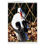 Lovely Storks Greeting Cards