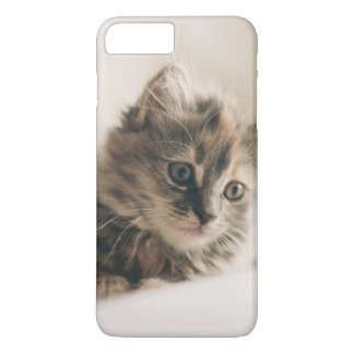 Lovely Sweet Cat Kitten Kitty iPhone 7 Plus Case