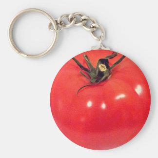Lovely Tomato 4Renee Key Ring