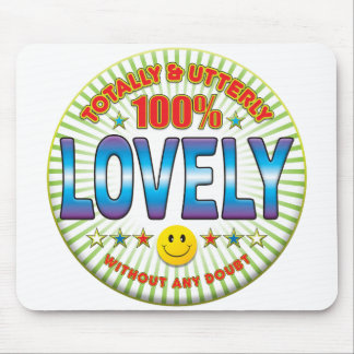 Lovely Totally Mouse Mats