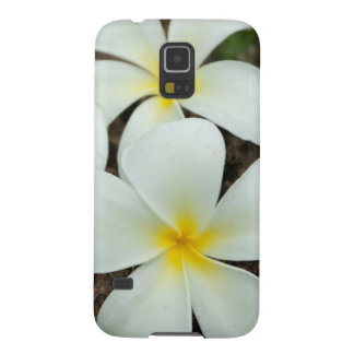 Lovely Tropical Blossoms In The South Pacific Galaxy S5 Cover