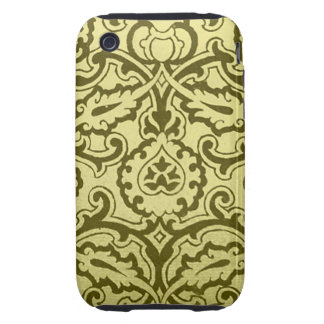 Lovely Vintage Damask (3) Tough iPhone 3 Cover
