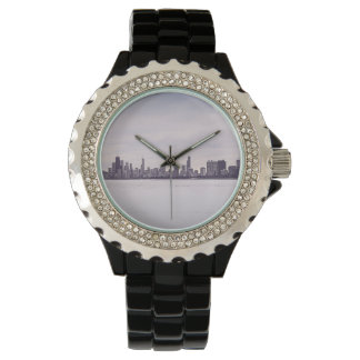 lovely winter Chicago - women's watch