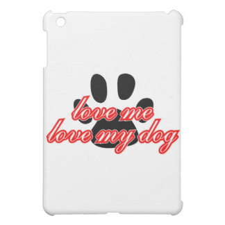 LOVEMYDOG09 CASE FOR THE iPad MINI