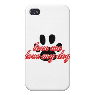 LOVEMYDOG09 iPhone 4 CASE