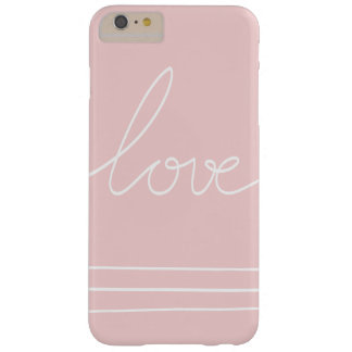 LOVEPINK BARELY THERE iPhone 6 PLUS CASE