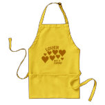 Lover apron