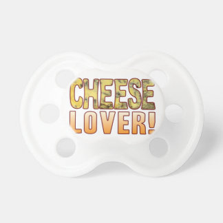 Lover Blue Cheese Baby Pacifier