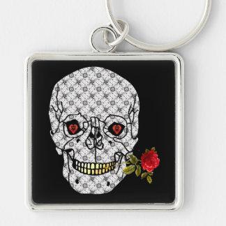 Lover Boy Skull Key Chains