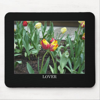 Lover Mouse Pad
