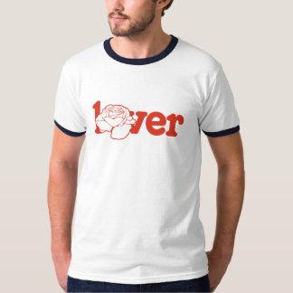 """""""Lover"""" Ringer Tee"""