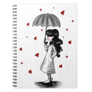 Loverain notebook