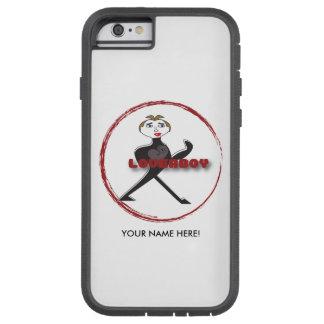 LOVERBOY CIRCLE LOGO Case-Mate Tough Xtreme iPhone Tough Xtreme iPhone 6 Case