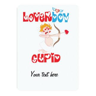 Loverboy Cupid Card
