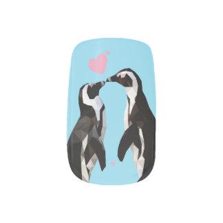 Lovers 4 Life Minx Nail Art