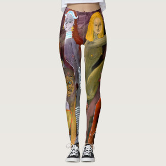 Lovers and Lions Leggings