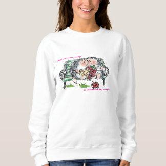 Lovers hedgehogs sweatshirt