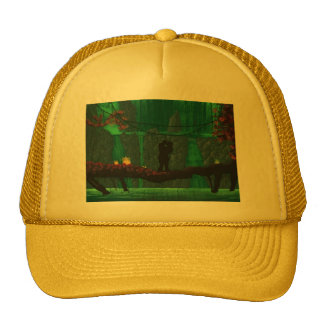 Lovers in a Lost Paradise Cap